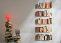 """""""U"""" Bookshelf - 60 cm"""