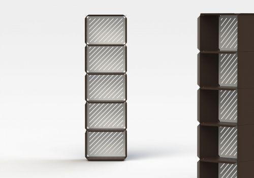 Étagères design PSB5-45cm