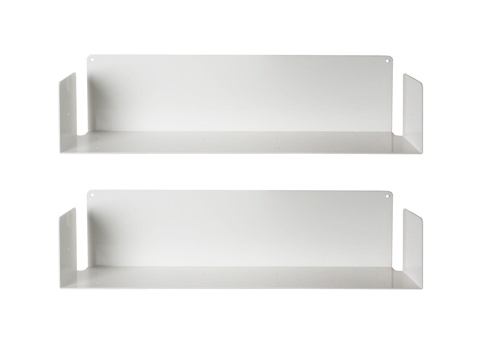 cd regalen set mit 2 60 cm stahl. Black Bedroom Furniture Sets. Home Design Ideas