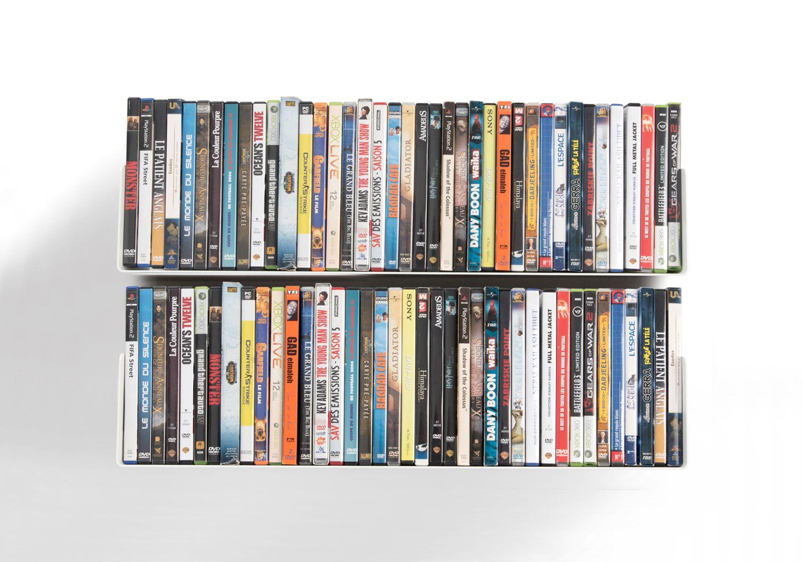 Mensole Da Parete Per Lettore Dvd : Porta dvd da muro tower f porta dvd a colonna girevole da parete
