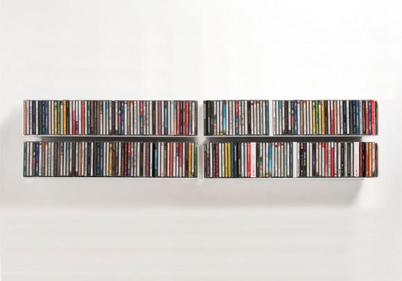 Estantes para CD - Juego de 4 UCD