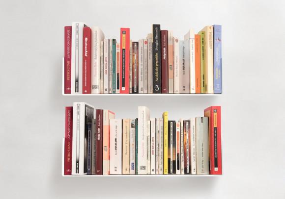 """Bücherregale """"US"""" - Satz von 2 - 45 cm - Stahl"""