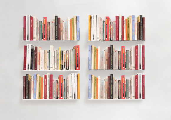 "Set of 6 Bookshelves ""US"""