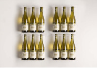 Set of 4 wine wall shelves TEEwine