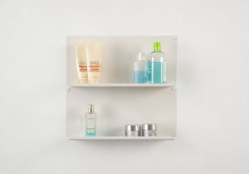 "Bathroom wall shelves ""LE"" - Set of 2 V"