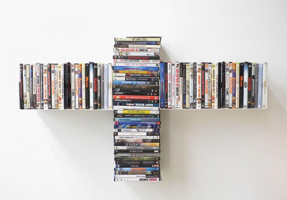 "DVD shelf ""TUS"""