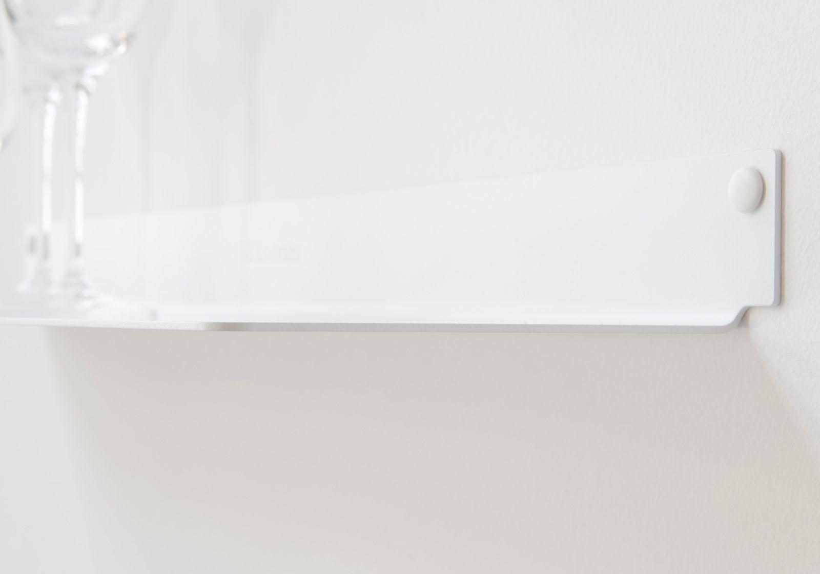 Bathroom shelves TEEline 4515 - Set of 4 - TEEbooks