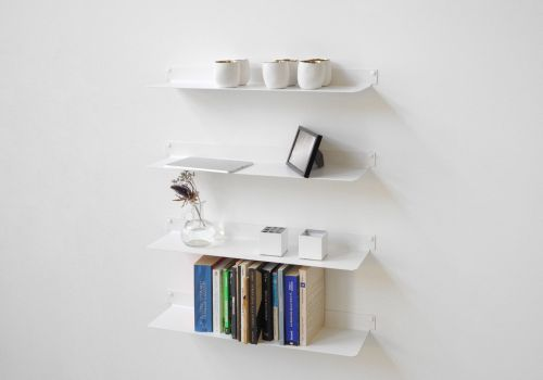 TEEline 6015 wall shelf  - Set of 4