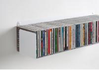 Étagère range CD USCD - 45 cm