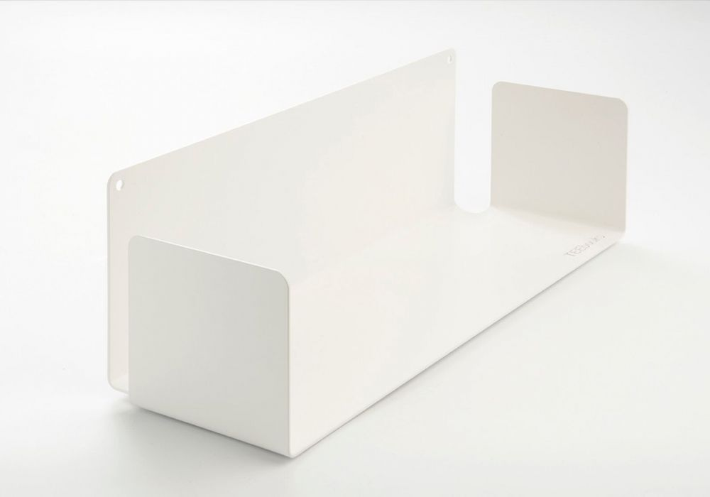 "Set of 6  Wall shelves ""U"" - 60 cm"