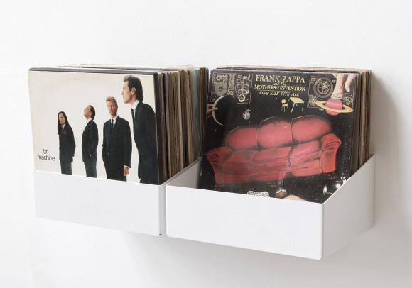 """Schallplattenregal """"TEEnyle"""" - Set mit 2"""