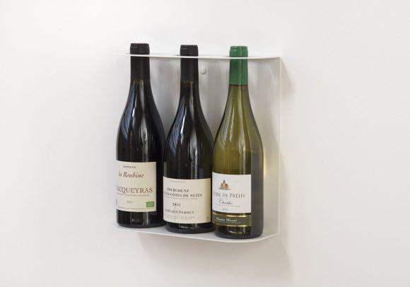 Étagères porte bouteilles TEEwine 28x28 cm