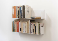 "Set of 2 Bookshelves ""U"""