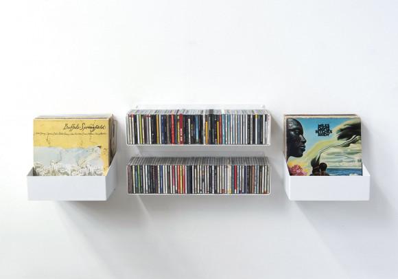 Bibliothèque multimédia MILES - Cds et Vinyles