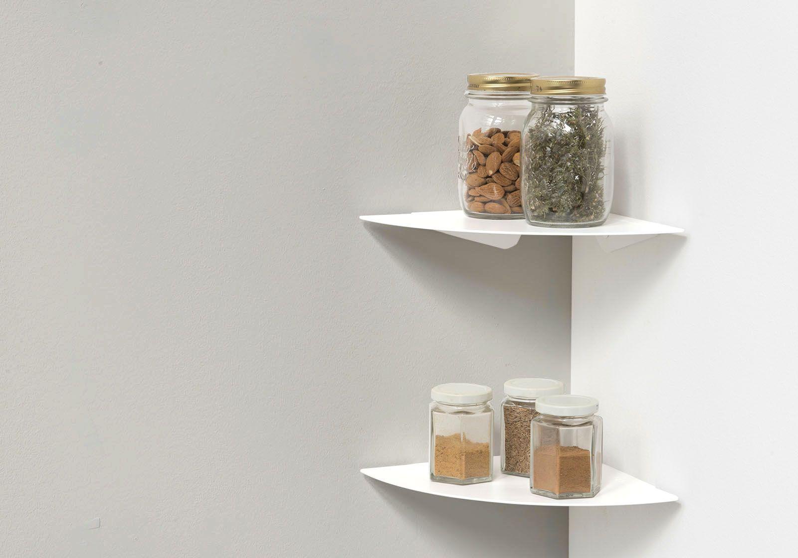 Kitchen shelf teegolo 24cm set of 2 - Estantes de cocina ...