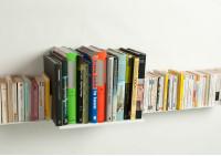 """Bücherregale """"UBD"""" - Set aus 2 Regalen - 45 cm - Stahl"""