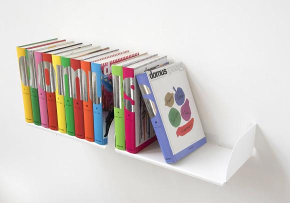 "Wall bookshelves ""UBD"" - Set of 2"