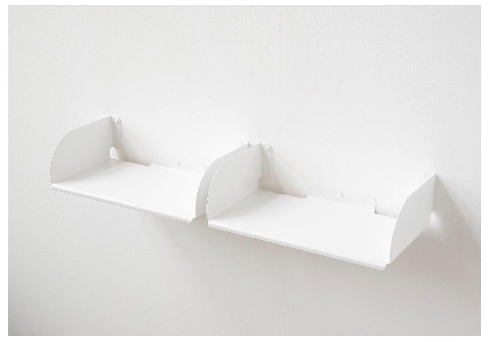 tag re pour livre ubd lot de 2 45 cm acier. Black Bedroom Furniture Sets. Home Design Ideas