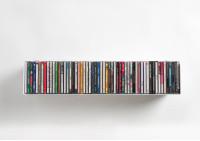 Étagère range CD UCD - 60 cm - Acier