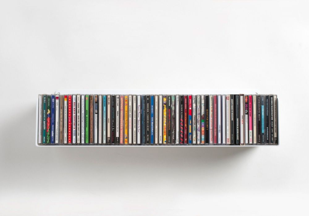 CD Wall Shelf  UCD - 60 cm