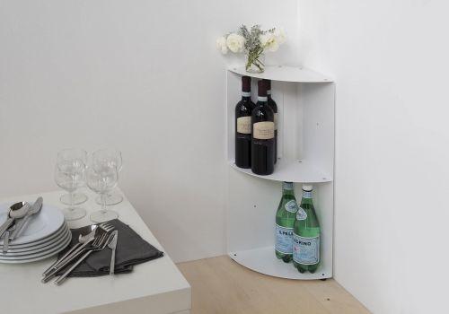 Corner cabinet DANgolo - Set of 2