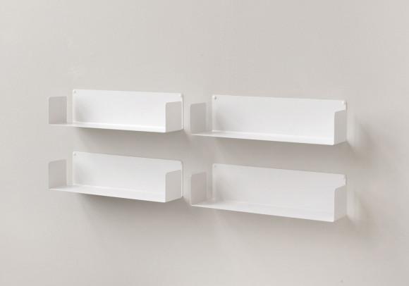 Estantes de pared 60 cm - Juego de 4