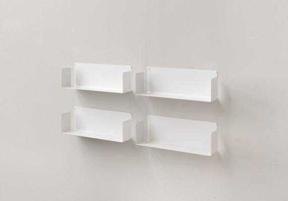 Mensola modulare 45 cm - Set di 4