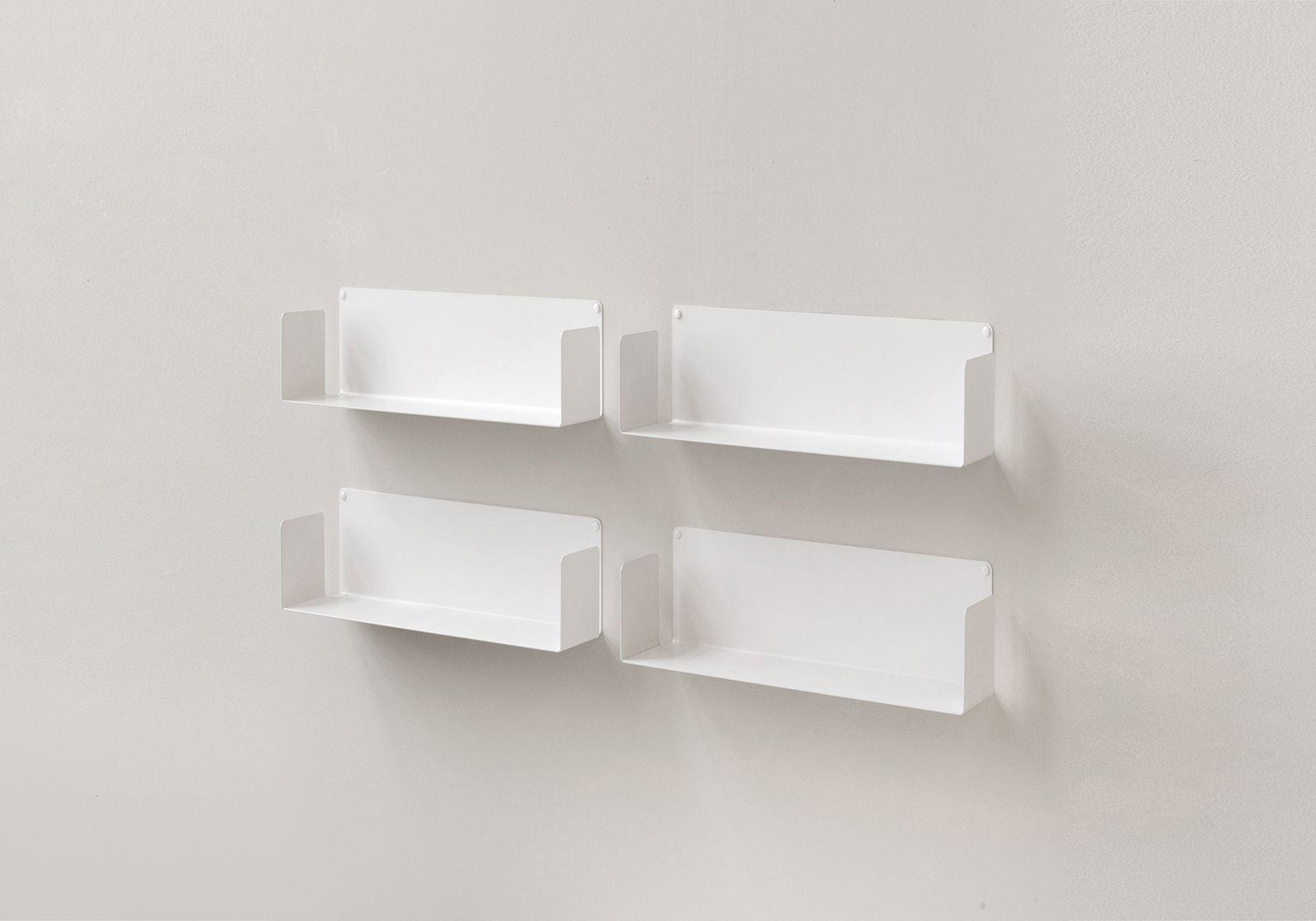250 floating shelves us 45 cm set of 4