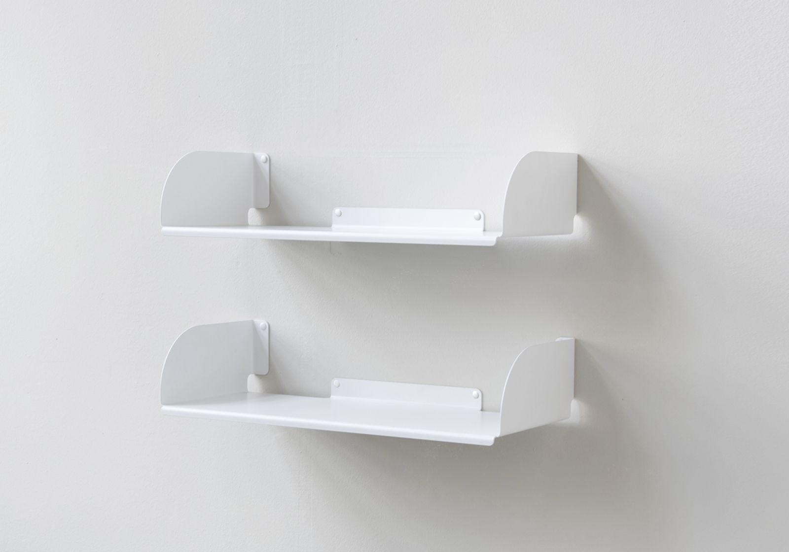 Wall Bookshelves Ubd 23 Inch Set Of 2