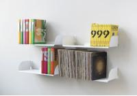 """Étagère pour livre """"UBD"""" - Lot de 4 - 60 cm"""