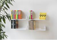 "Bookshelves ""UBD"" - Set of 4 - 60 cm"