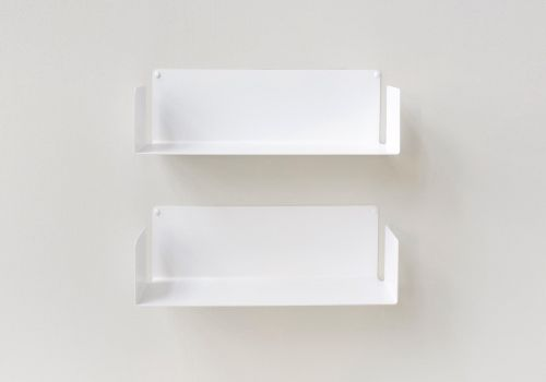 """Estante de pared """"US"""" Detail 2 Blanco"""
