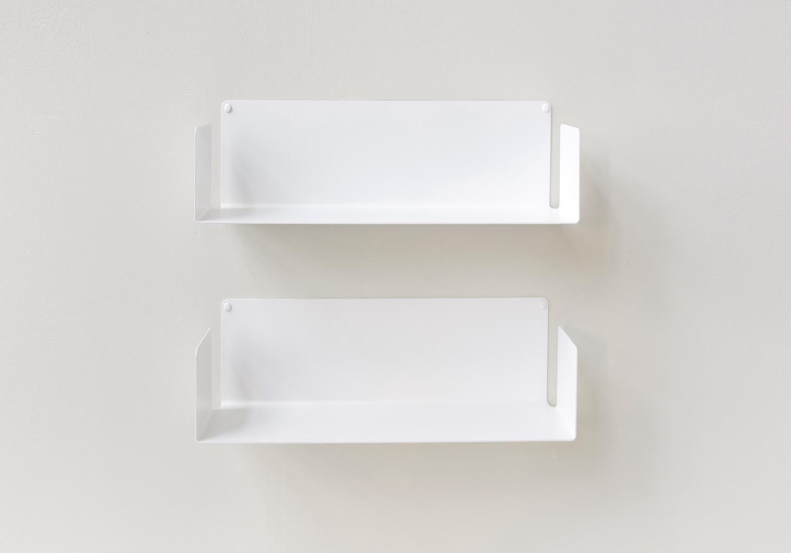 286 floating shelves us 45 cm set of 2