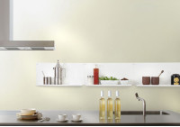 "Mensola per cucina ""LE"" - Set di 4 - 45 cm - Acciao"