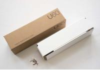 """Mensola di design """"U"""" - 60 cm - Set di 6"""