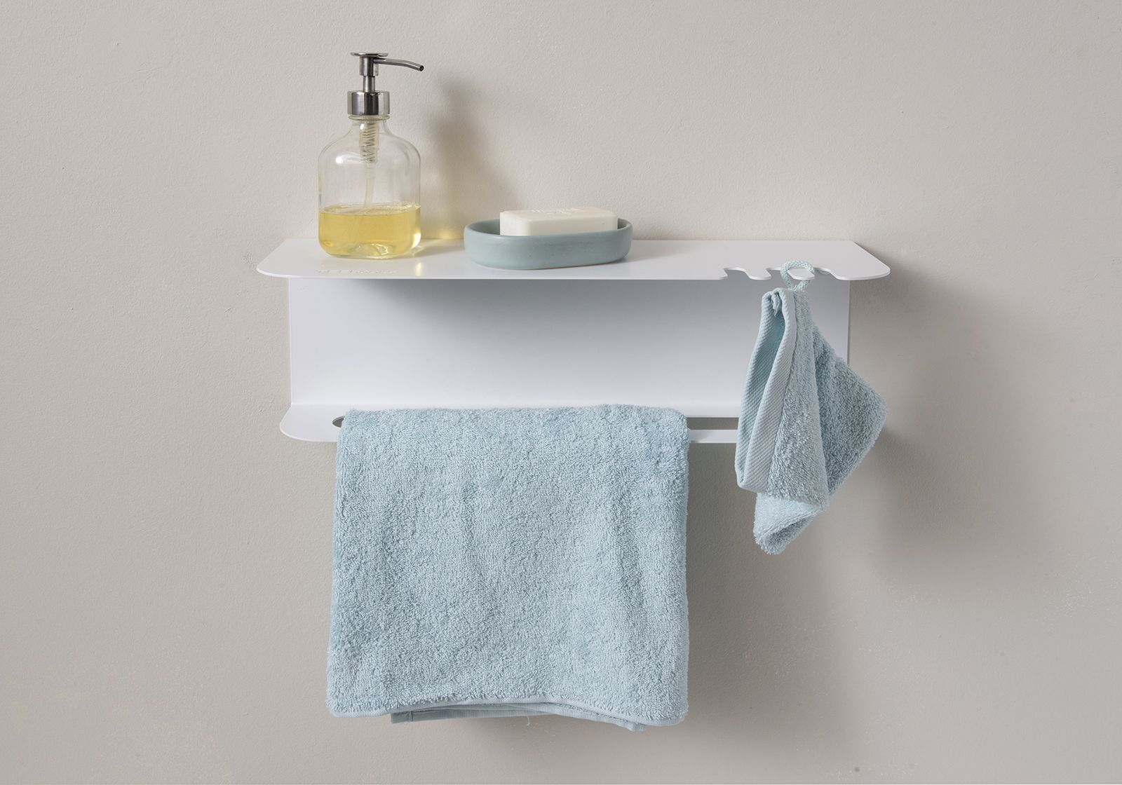 Towel rack TEEtow 17 inch