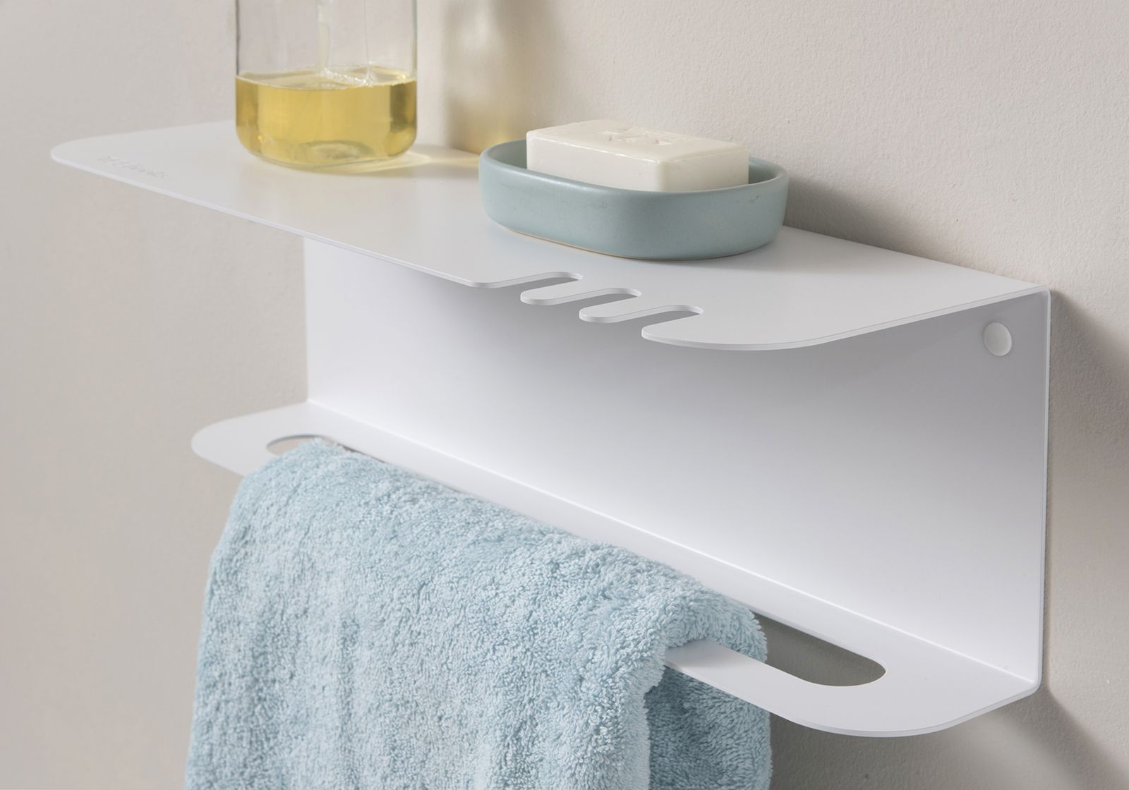 Porta asciugamani teetow 45 cm - Amazon porta asciugamani bagno ...