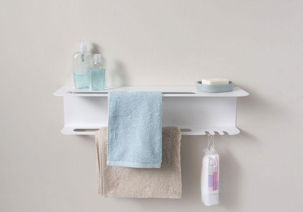 Porta asciugamani teetow 60 cm - Accessori bagno le bain ...