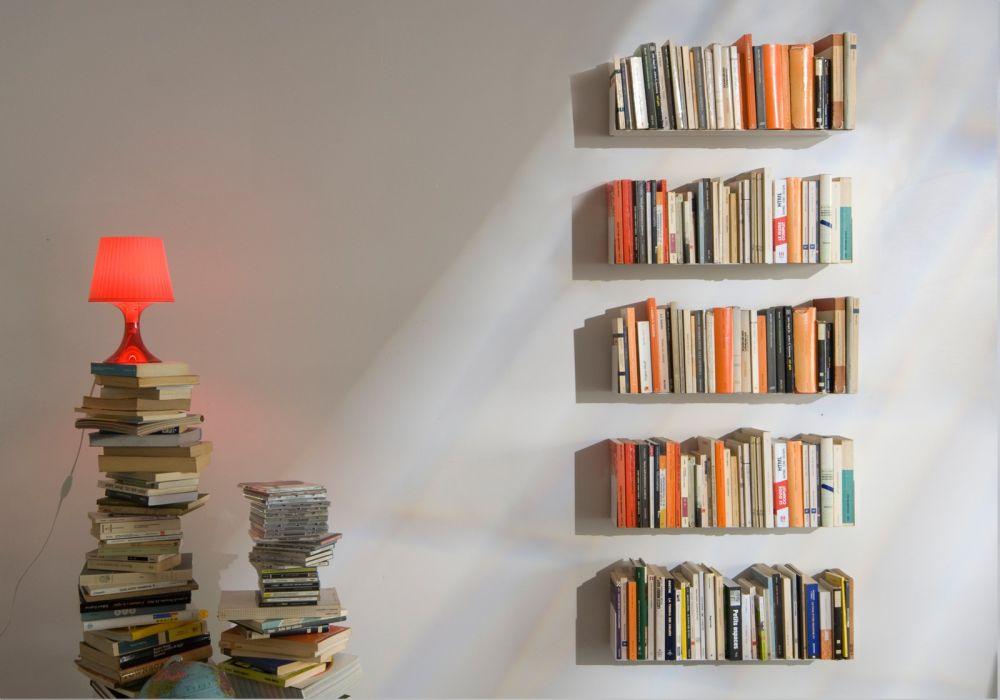 "Bibliothèque design ""JUDD"" livres"