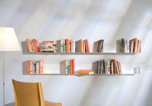 """Bibliothèque design """"LINÉAIRE""""  Livre"""