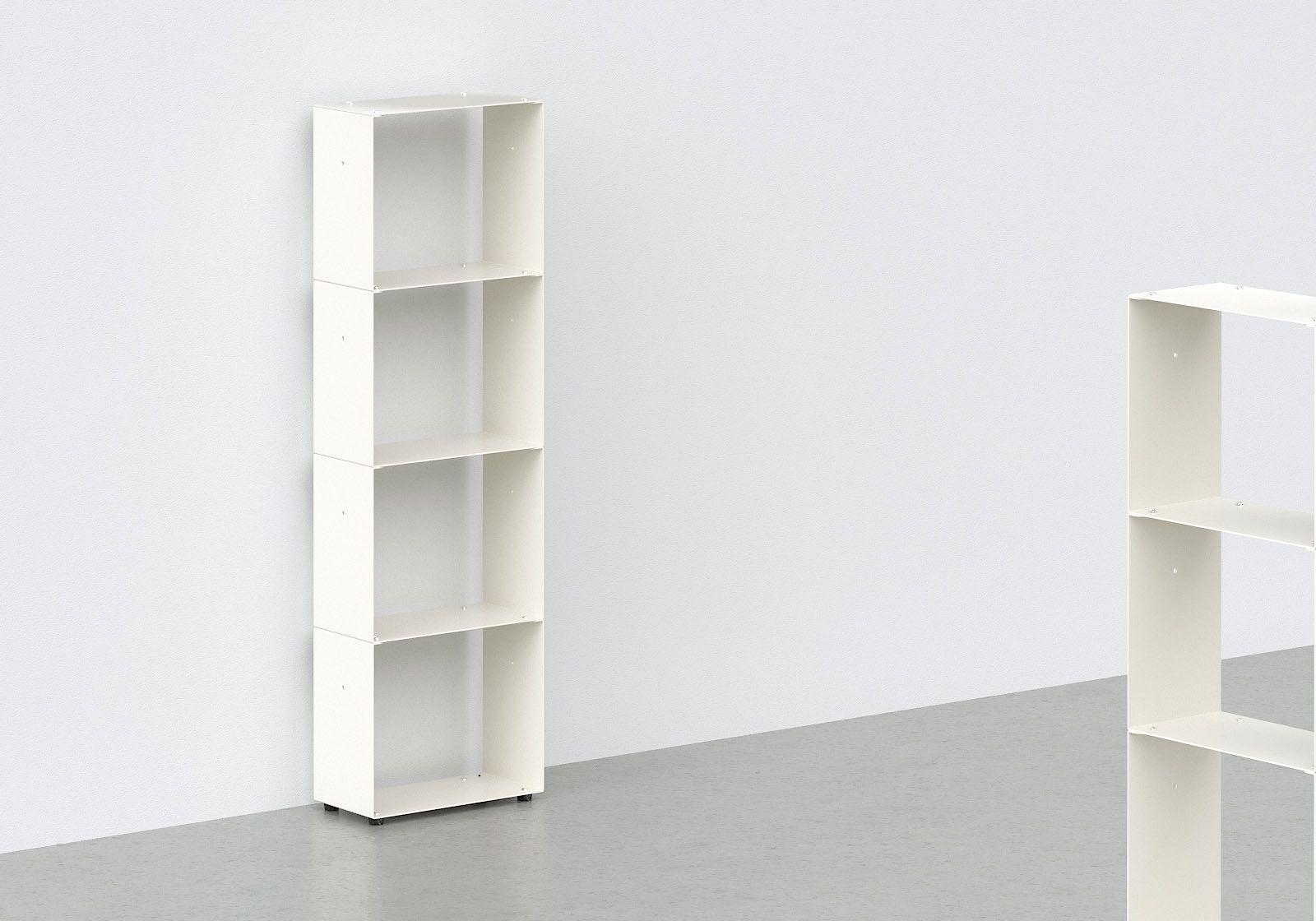 tag re biblioth que 4 niveaux 30x100x15 cm. Black Bedroom Furniture Sets. Home Design Ideas