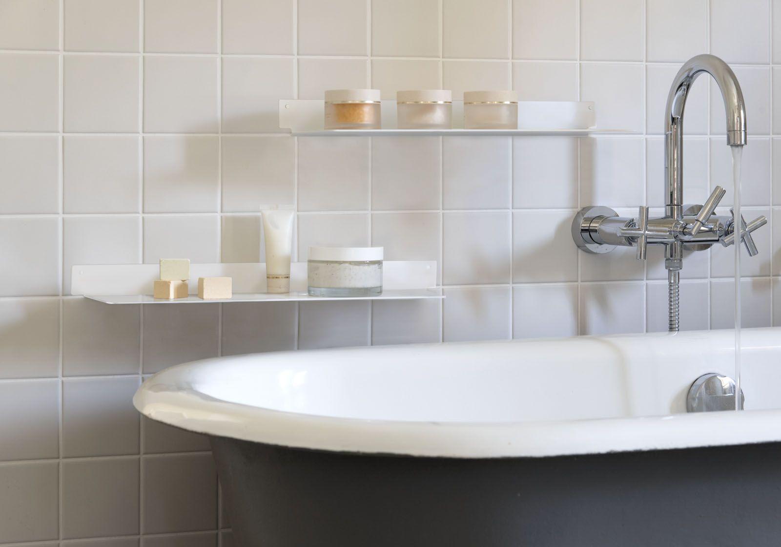 320 bathroom shelves teeline 6015 set of 2