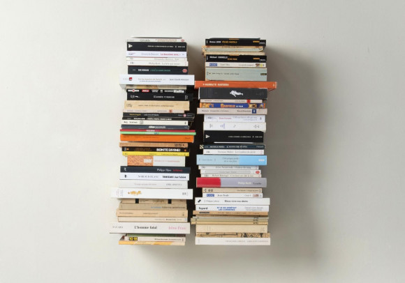 Bookshelf - Vertical bookcase