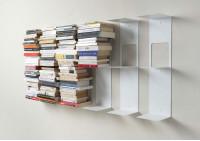 Bookshelf - 60 cm Vertical bookcase - Set of 6