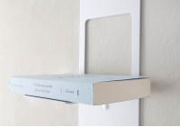 Mensole per libri - Libreria verticale 60 cm