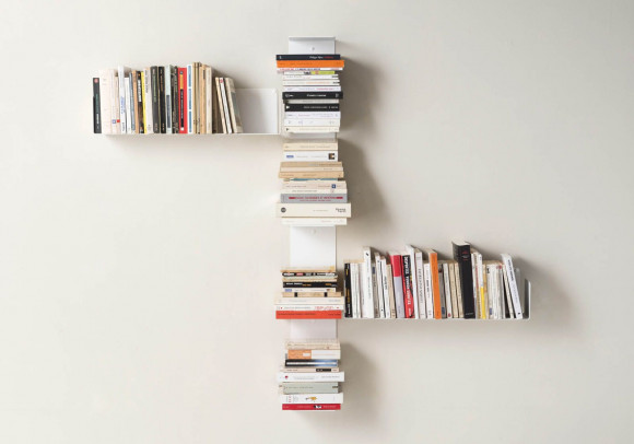 Design-Bücherschrank – Bücherregal Chicane