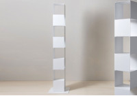 Estantería cubos - acero - 8 niveles