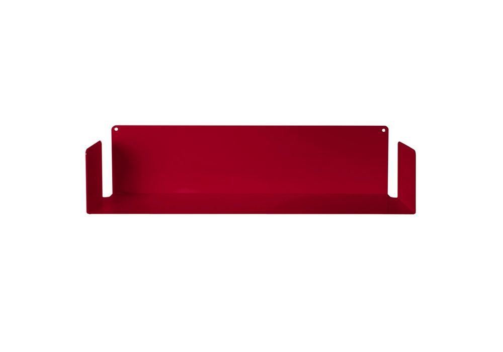 """""""U"""" Bookshelf Red"""