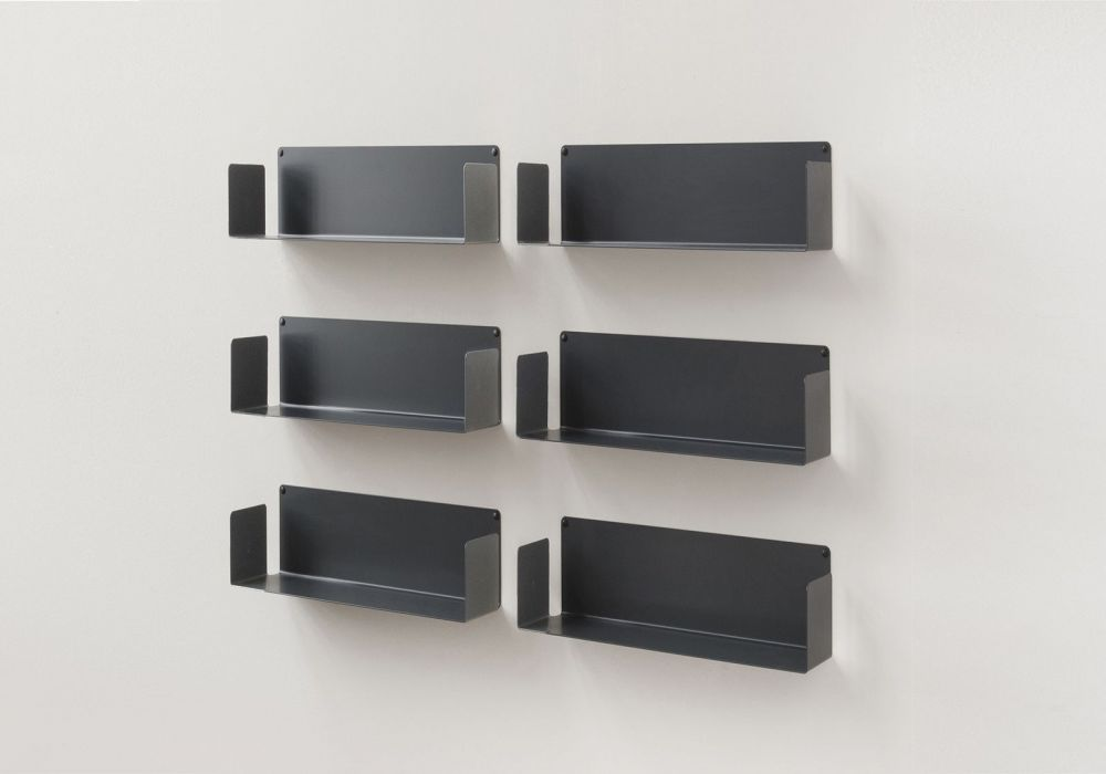 CD shelves - Set of 6 USCD