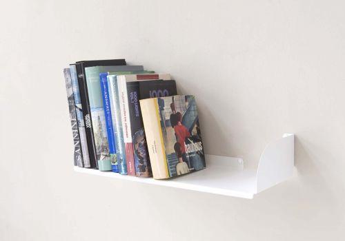 Wall Bookshelf 60 x 25 cm -...
